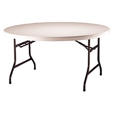 Tent 2 Go By Accurate Services ​5ft Round Table
