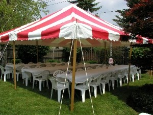 Tent 2 Go By Accurate Services Linens